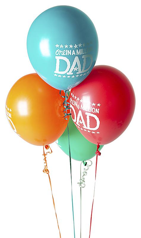 dad baloon